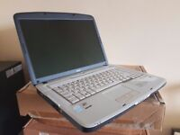 Acer Aspire Windows 10 laptop, Intel Dual Core 2x 2Ghz, Office Professional, Good Working battery