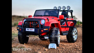 Wanted power wheels jeep