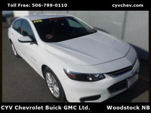 2016 Chevrolet Malibu LT - $10/Day - New Style - Power Seat & To