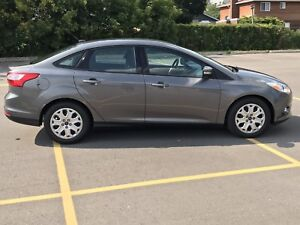 2012 Ford Focus- low kms