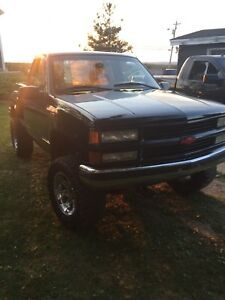 1997 chevy step side