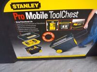 Stanely pro mobile tool chest