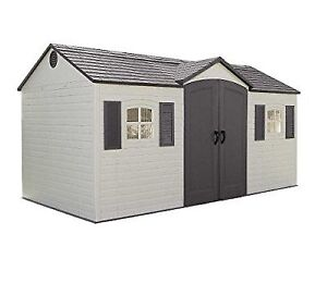 garden shed wanted