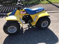 Suzuki lt 50 like new quad bike