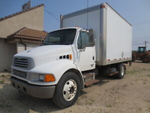 2005 Sterling Acterra 3 Ton Cube Truck