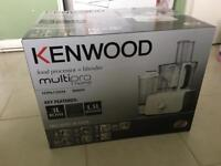 Kenwood 1000w food processor