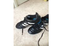 UK Size 5 ½ adidas football boots with .