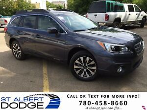 2016 Subaru Outback LIMITED | AWD | HEAT LEATHER | BACK CAM
