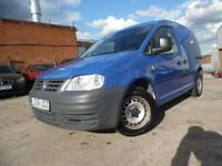VW CADDY C20 2.0 SDI PD ONE OWNER FULL SERVICE HISTORY 12 MONTHS MOT