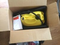 KARCHER's Steam Cleaner for spares and repair
