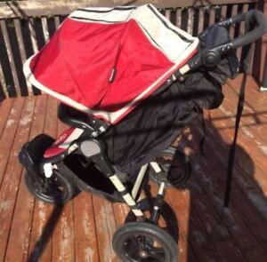 Poussette Baby Jogger city elite stroller