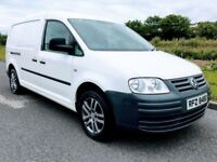 2010 Volkswagen Caddy Maxi 1.9 Tdi ****Finance Available****