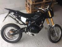 Motorbike Venture XT3 125cc