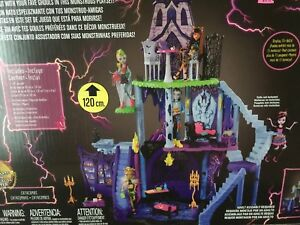 Monster High and Barbie Toys