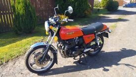 CB750 F2 1977