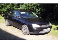 2006 Ford Mondeo 1.8LX
