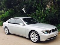 BMW 7 Series 3.0 730d Sport 4dr..Beautiful Car, Automatic...Fully Loaded.