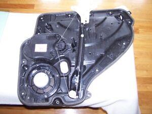 2012 VW Golf Rear Driver Door Parts - individual or as a bundle