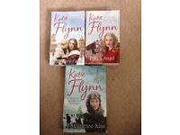 3 Katie Flynn books new
