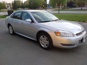 2013 Chevy Impala LOW KM's EXCELLENT CONDITION!