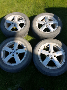 "Set of 4 2003 Honda Accord 16"" rims"