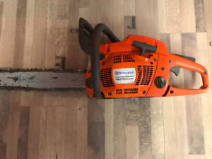 """Used Husqvarna 460 Rancher Chainsaw 18"""" 60cc for Sale"""