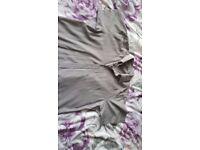 Dormston school boys grey shirt