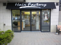 Full time receptionist/ assistant needed at Hair Factory