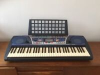 Yamaha keyboard/piano - Portatone PSR-262 for sale