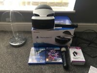 Sony PS VR Bundle