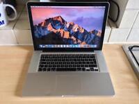 "MacBook Pro 15"" | Core i7 3.3GHz | 16GB Memory | Solid State Disk | Adobe CS6, Logic, WARRANTY"