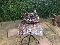 Mamas &papas owl changing bag