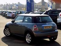 MINI HATCH COOPER 1.6 COOPER D GRAPHITE 3dr *Great Economy & On (grey) 2010