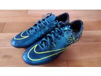 Size 8 Nike Mercurial Football Boots