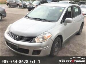 BLOWOUT SPECIAL !! 2007 NISSAN VERSA 1.8 CVT- !! ACCIDENT FREE