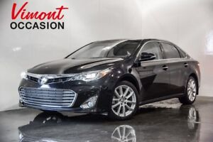 2015 Toyota Avalon LIMITED CUIR TOIT MAGS GPS EXTENDED WARRANTY