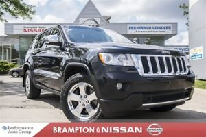 2011 Jeep Grand Cherokee Limited *Leather|NAVI|Rear view monitor