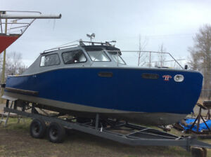 Steelcraft boat for sale