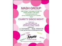 Charity Night in aid of SAMH