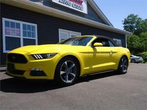 2016 Ford Mustang V6, ONLY 23KM, AUTO. LIKE NEW!!!