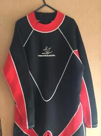 2 x Hammerhead wetsuits for sale