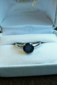 GENUINE SPINEL IN 925 SOLID STERLING SILVER