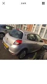2009 Renault Clio dynamic 1.2 turbo60k