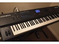 Kurzweil Forte 8 Flagship model Great condition