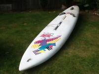 Wind surf board , 11ft