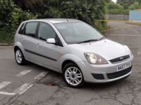 Ford Fiesta 2007 1.2 style 43k miles perfect condition