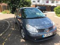 RENAULT GRAND SCENIC 1.6 VVT Oasis 5dr (grey) 2006