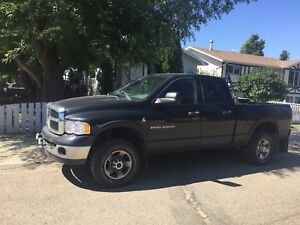 2004 Dodge Ram Cummins 5.9L for trade