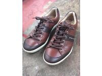 Ecco casual style golf shoes size 43