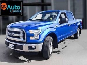 2016 Ford F-150 XLT CREW 4X4. LOW FORD CERTIFIED RATES